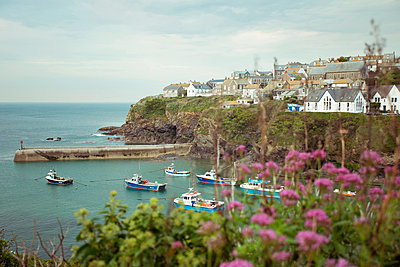 Port Isaac - p432m854529 by mia takahara