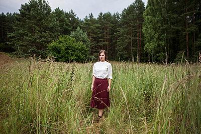 Im Wald - p502m933904 von Tomas Adel