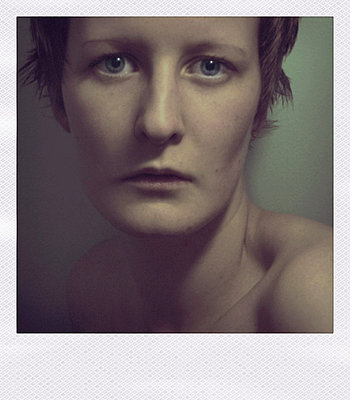 self-portrait   - p5674900 by Claire Dorn