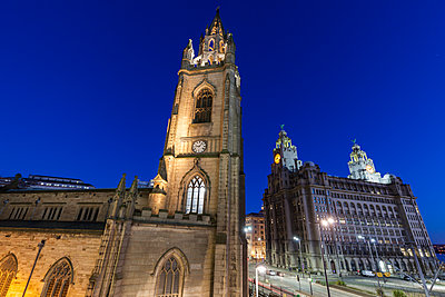 Our Lady and St Nicholas Church in Liverpool, England - p1427m2038290 by Henryk Sadura