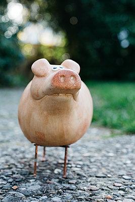 Piggy - p1621m2263353 by Anke Doerschlen