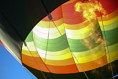 The Albuquerque International Balloon Fiesta draws spectators from around the world.  - p343m958148 by Jeremy Wade Shockley