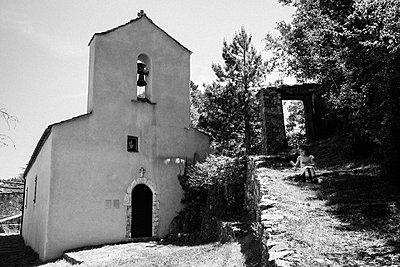 Bez-et-Esparon, Gard, Frankreich - p829m938243 von Régis Domergue