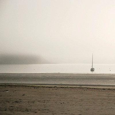 Stiller Strand - p9111138 von Kalanch-Oé