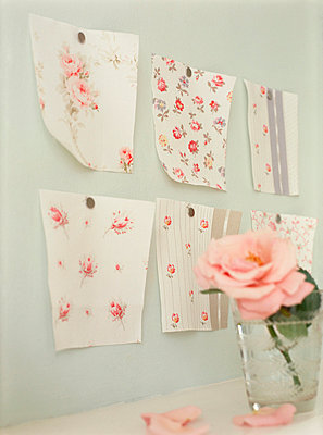 Pin Board - p3491686 by Polly Wreford