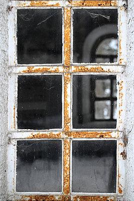 Sprossenfenster     - p450m1115924 von Hanka Steidle