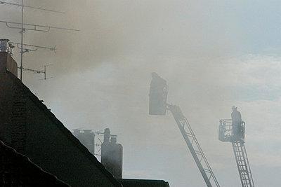Feuerwehr im Einsatz - p9792014 von Schoplick