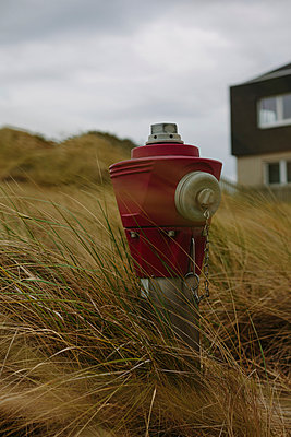 Hydrant in the dunes - p946m951106 by Maren Becker