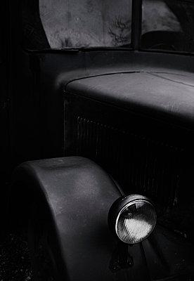 A black car. - p312m696059 by Bruno Ehrs