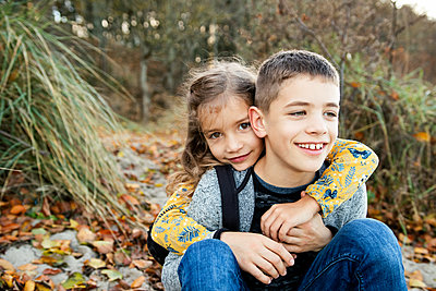 Siblings - p796m2264130 by Andrea Gottowik