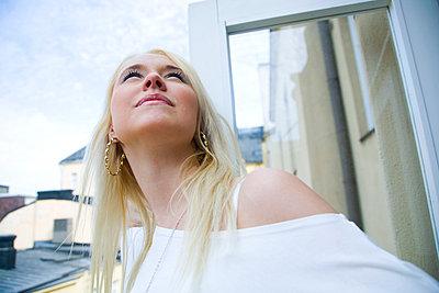 Earring - p4130261 by Tuomas Marttila