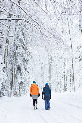 Winter walk - p454m2071810 by Lubitz + Dorner