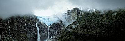 Colgate Gletscher - p844m1118979 von Markus Renner