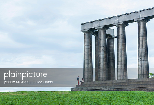 National Monument at Calton Hill