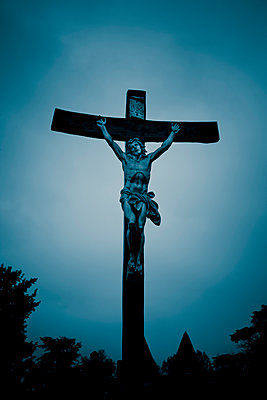Crucifix - p248m966674 by BY