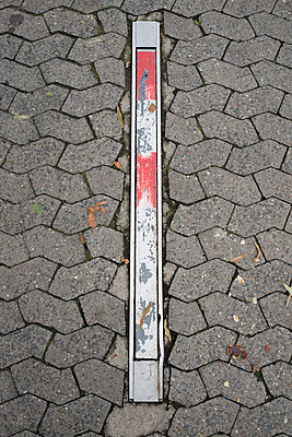 Traffic bollard - p1164m951923 by Uwe Schinkel