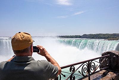 Niagara Wasserfälle - p1272m1582579 von Steffen Scheyhing