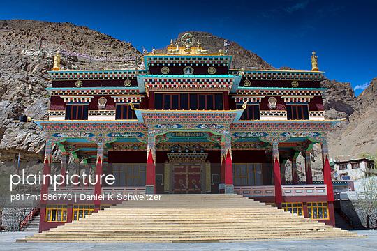 Buddhistischer Tempel  - p817m1586770 von Daniel K Schweitzer