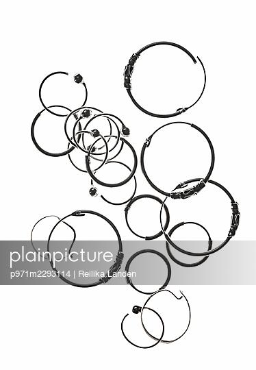 Earrings - p971m2293114 by Reilika Landen