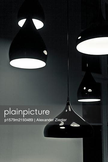 Modern lamps - p1579m2193489 by Alexander Ziegler