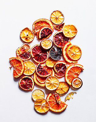 Citrus fruits - p1397m2054843 by David Prince
