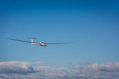 Segelflugzeug - p829m972345 von Régis Domergue