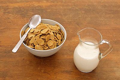 Pure Milchmahlzeit - p2200595 von Kai Jabs