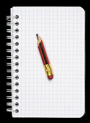 Block mit Bleistift - p2650957 von Oote Boe
