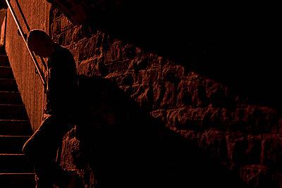 Im Tunnel - p6760132 von Rupert Warren