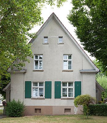 Haus in der Siedlung Teutoburgia VIII - p105m882388 von André Schuster