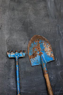 Gartenarbeit - p450m1005300 von Hanka Steidle