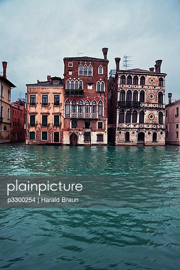 Palazzi am Canal Grande - p3300254 von Harald Braun
