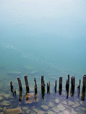 Lake - p715m755888 by Marina Biederbick