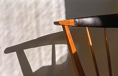 Armchair shadow - p1418m1571693 by Jan Håkan Dahlström