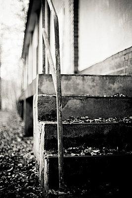Steintreppe - p9460026 von Maren Becker