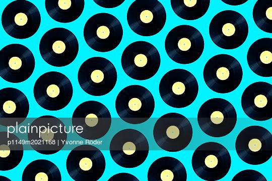 Schallplatten - p1149m2021168 von Yvonne Röder