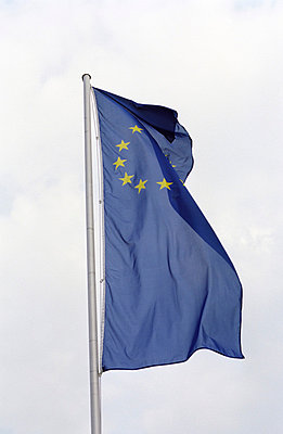 European flag - p0041962 by Normal