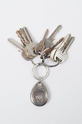 Schlüsselbund - p345m1200439 von Rainer Gollmer