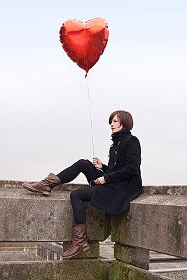 Warten auf die Liebe - p1050987 von André Schuster
