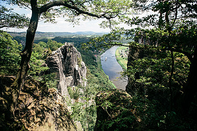 Saxon Switzerland - p1085m1105035 by David Carreno Hansen