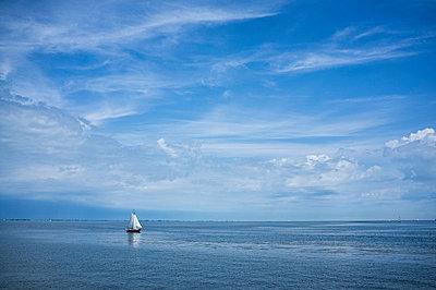 Sailing ship - p896m835620 by Patrick Post