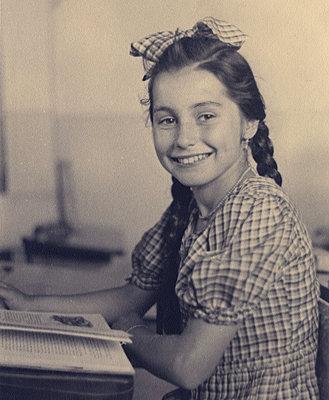 Schoolgirl - p1541m2133322 by Ruth Botzenhardt