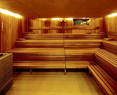Indoor swimming pool - p3861197 by Rainer Viertlboeck