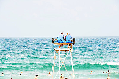 Lifeguard on duty - p587m715519 by Spitta + Hellwig