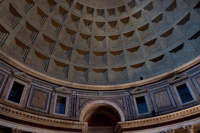 Pantheon Rom - La Rotonda - p1146m2054138 von Stephanie Uhlenbrock