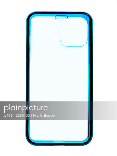 Smartphone case - p401m2260133 by Frank Baquet