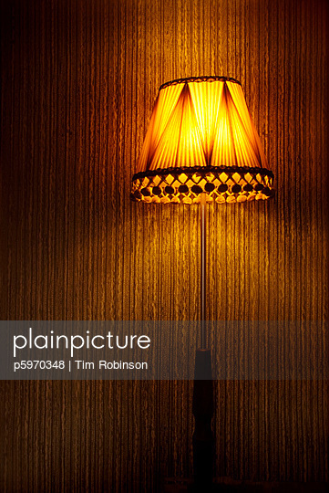 Stehlampe 50er - p5970348 von Tim Robinson
