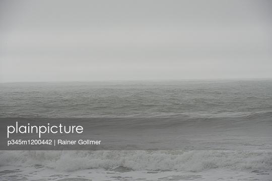 Meer - p345m1200442 von Rainer Gollmer
