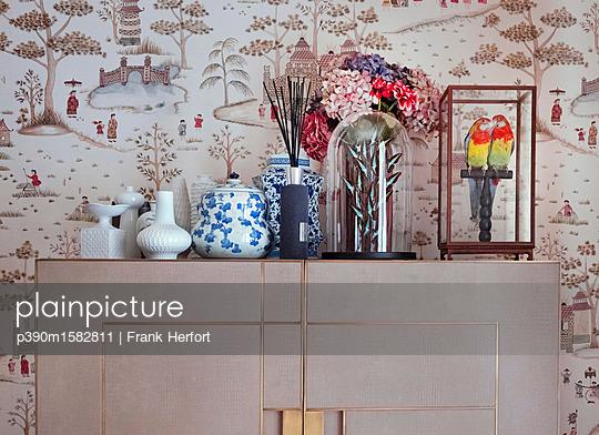 Dekoration  - p390m1582811 von Frank Herfort