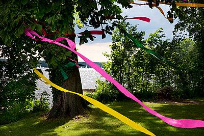 Garden party - p226m851960 by Sven Görlich
